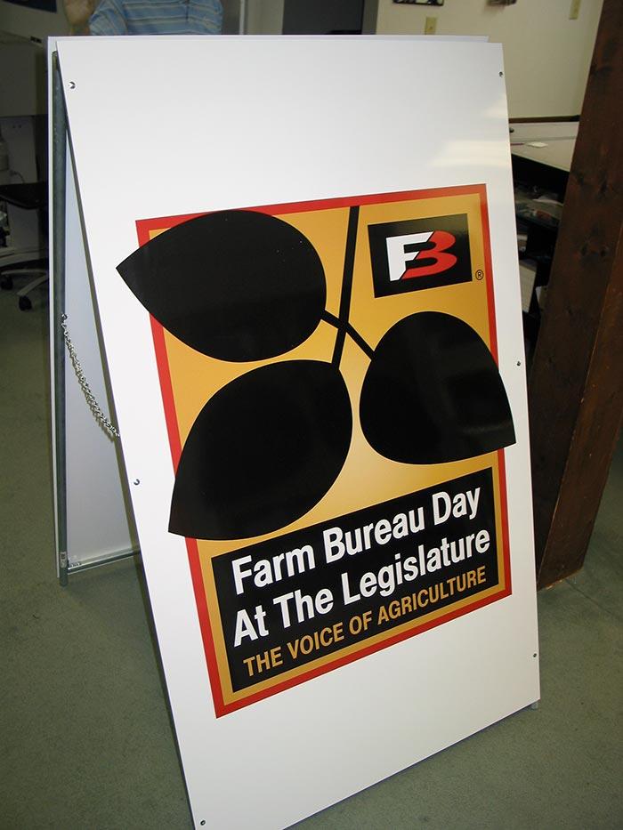 A-Frame Farm Bureau