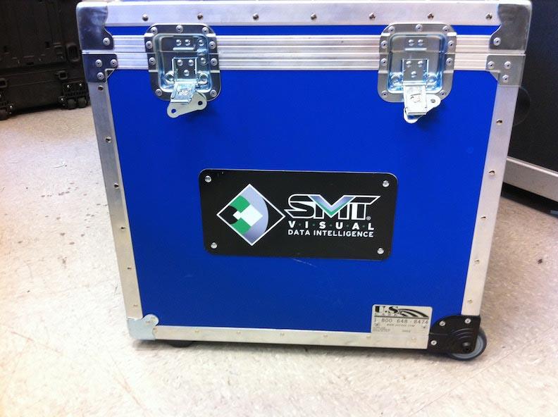 Aluminum Tag SMT Print