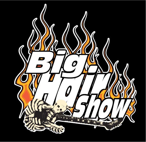 Big Hair Show Logo Design