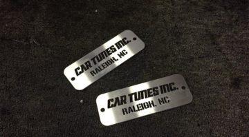 CNC Aluminum Cartunes