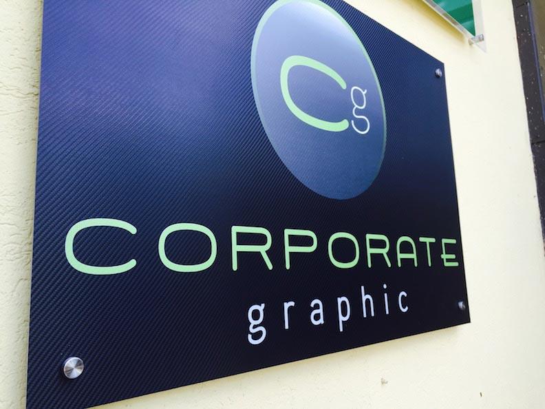 Carbon Fiber CG Design, Print & Install