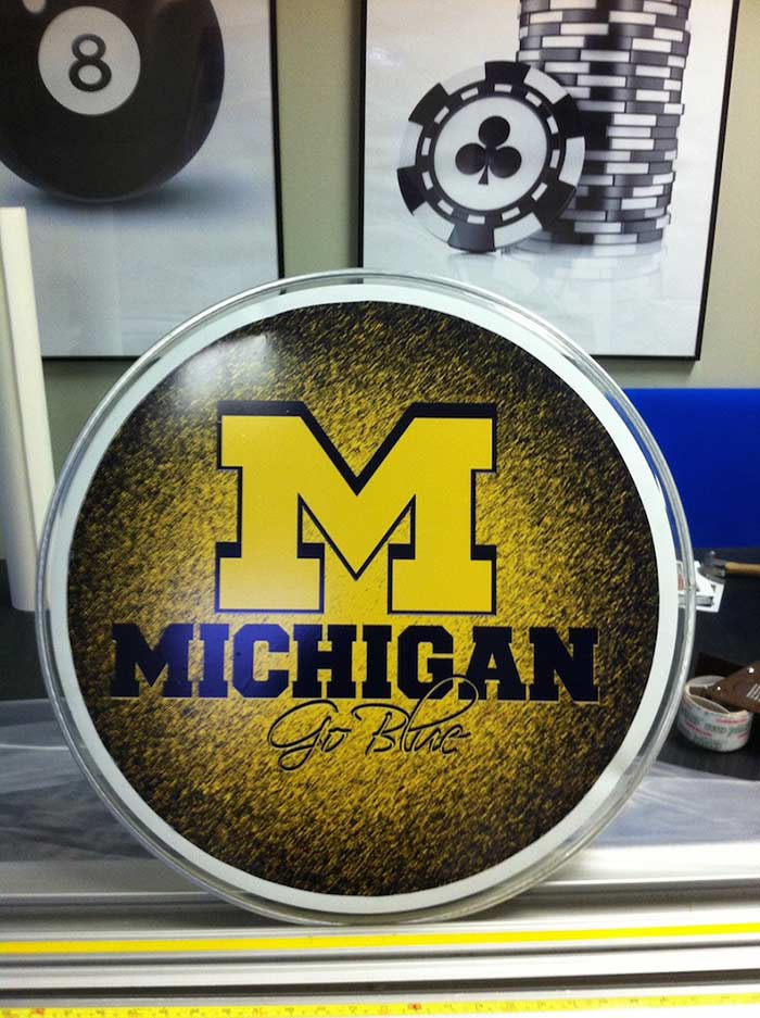 Custom Drum Head