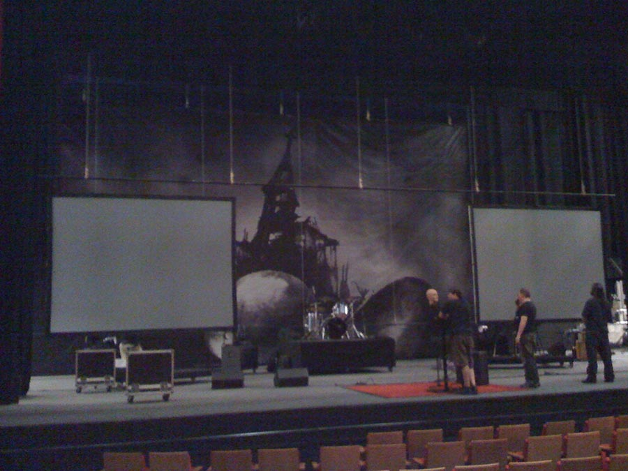 Backdrop DPAC