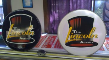 Lincoln Theatre Drum Head