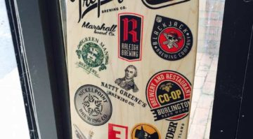 NC Beer Longboard