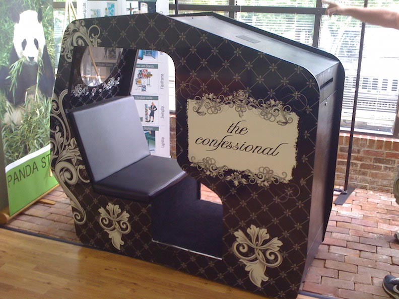 Photo Booth Wrap Design, Print & Install