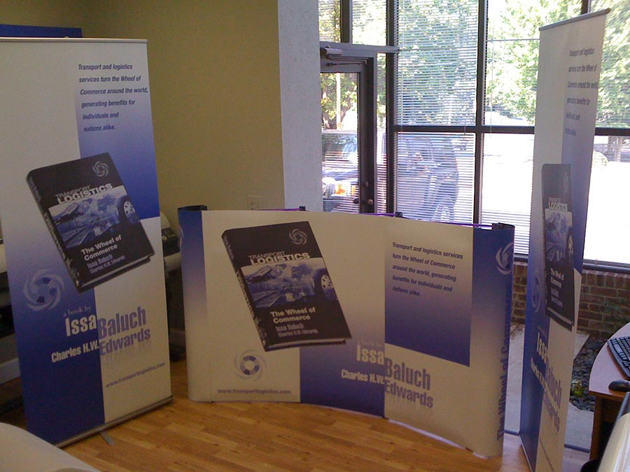 Table Top and Banner Stands