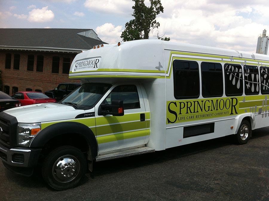 Van Wrap Springmoor