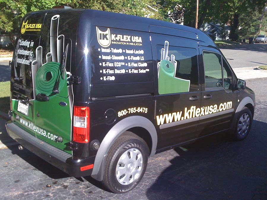 Vehicle Wrap Kflex