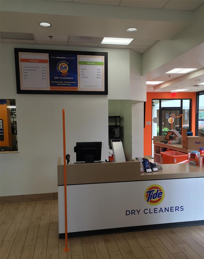 Wall Graphics for TideDry Print & Install