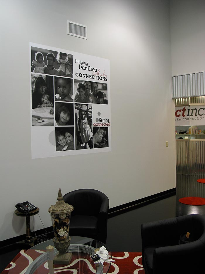 Wall Graphic Connections Inc Print & Install