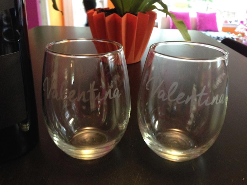 Etched Glass Loxxs