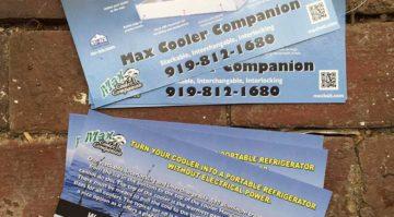 Max Cooler Flyer